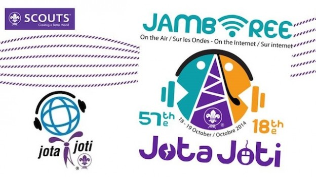 57th JOTA & 18th JOTI logo