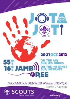 JN3VQM JOTA 2012 CERTIFICATE