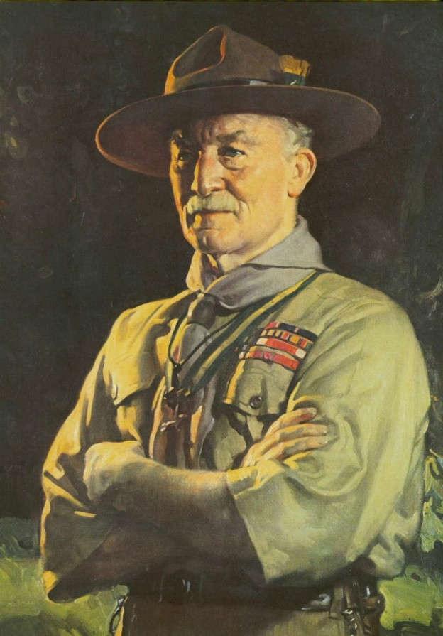 Robert Stephenson Smyth Baden-Powell, 1st Baron Baden-Powel of Gilwell